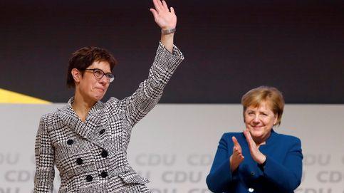 ¿Será AKK la próxima canciller alemana?
