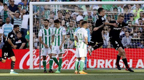 El Sevilla se mete en Europa gracias a los fallos del Getafe y el Girona