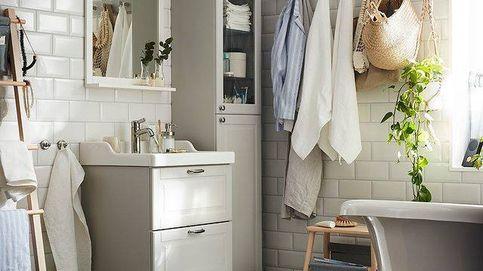 Renueva tu baño con estas compras estilosas y asequibles de Ikea
