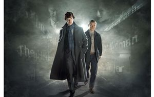 Sherlock Holmes regresa con un maratón a TNT por Navidad