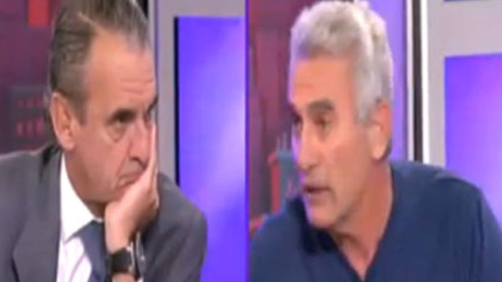 """Conde y Cañamero llevan su """"numerito' a Intereconomía"""