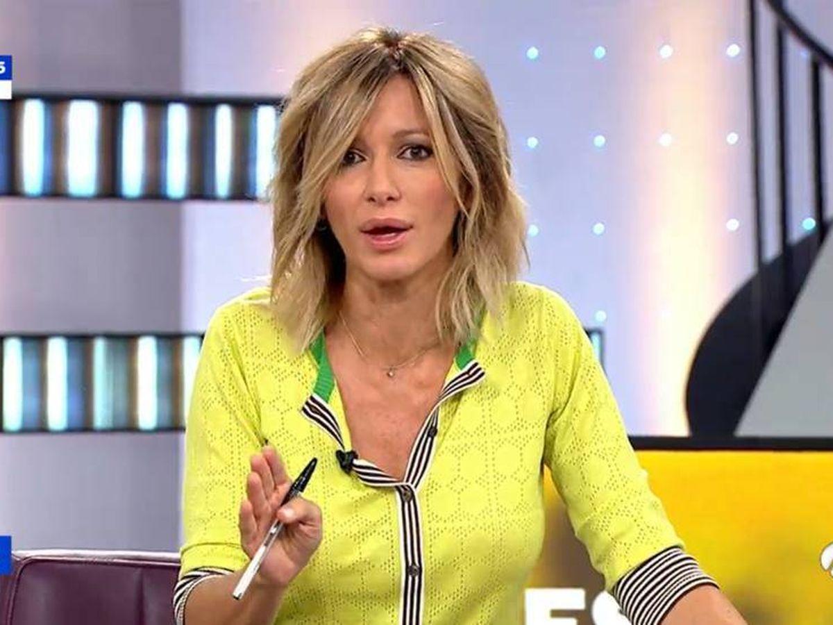 Foto: Susanna Griso, en 'Espejo público'. (Antena 3)
