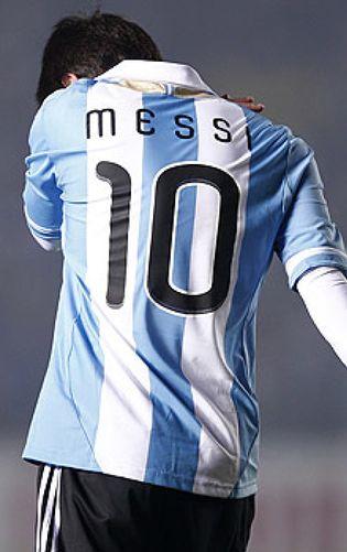 Foto: Messi está rodeado de 'pendejos'