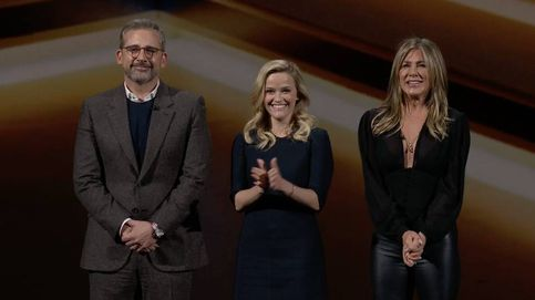 Jennifer Aniston, JJ Abrams y Reese Witherspoon, embajadores de Apple TV+