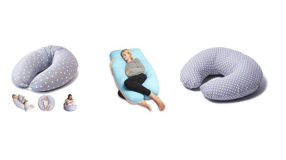 Las mejores almohadas para embarazo y lactancia que ayudan a mamás y bebés