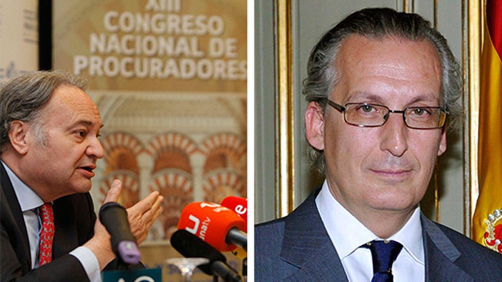 140.000 euros de fianza por difamar al exdecano de los Procuradores