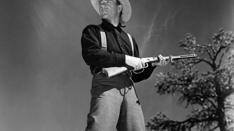 John Wayne en 1941. (Cordon Press)