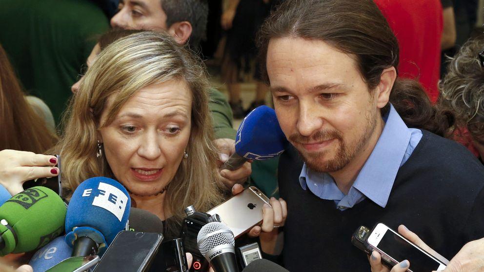 Podemos pierde a su 'juez estrella' pero ficha a la periodista Rosa María Artal