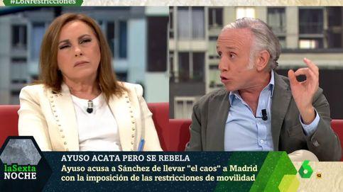 Pinocho, mentirosa: Eduardo Inda y Angélica Rubio se enzarzan