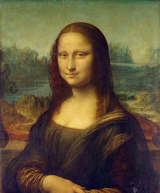 Foto: La 'Mona Lisa', de Leonardo Da Vinci. (CC)
