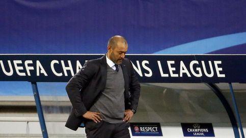 Nuno se agarra a la Champions League para frenar su interminable caída