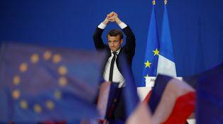 En Francia, Europa salva un punto de partido