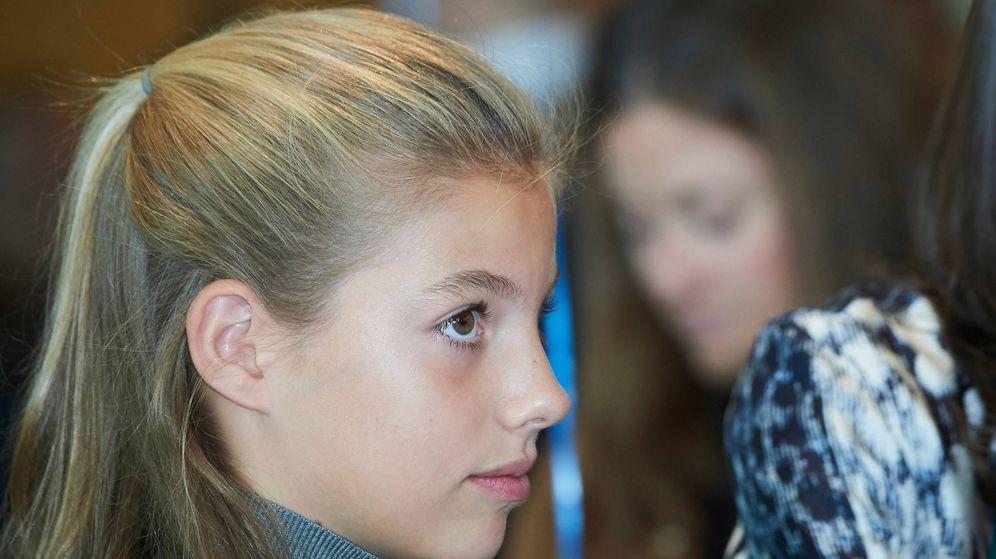 Foto: La infanta Sofía, en los Premios Princesa de Girona. (Limited Pictures)