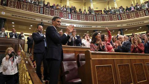 La banca de inversión recibe con optimismo a Pedro Sánchez