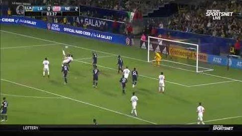 El gol de chilena de Ibrahimovic que ha dado la vuelta al mundo