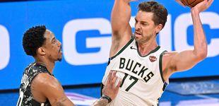 Post de Pau Gasol apura para volver a jugar esta temporada (y el nivel de los Bucks le ayuda)