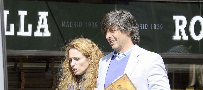 Foto: Yolanda García Cereceda y su marido, Jaime Ostos Jr., en una imagen de archivo (I.C.)