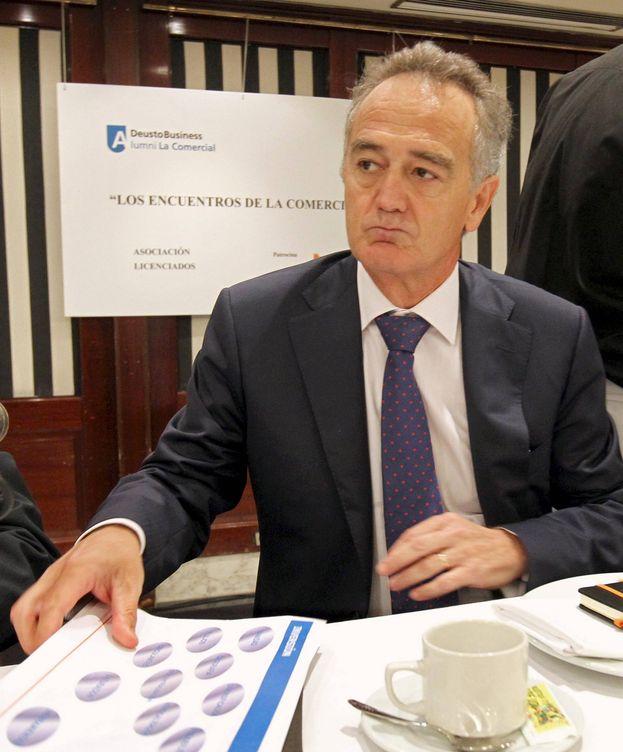Foto: El presidente ejecutivo de CIE Automotive, Antón Pradera. (EFE)