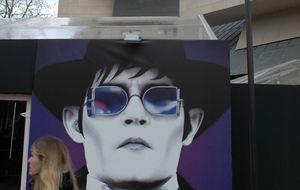 Foto: El imaginario de Tim Burton sale a la calle