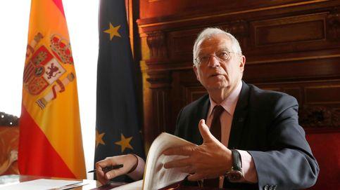 Borrell se ahoga en su propio detritus