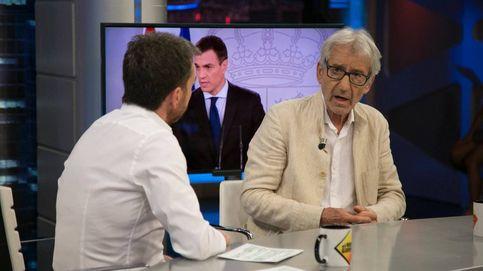 José Sacristán se moja en 'El hormiguero' sobre Trump, Sánchez y Rajoy