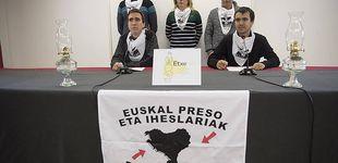 Post de Familiares de presos de ETA piden