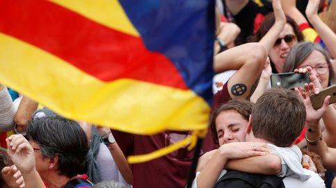 Fotos del 27 de octubre: una jornada clave para Cataluña