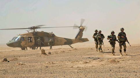 Los 'marines' de Kabul: qué podrán hacer los talibanes con el arsenal capturado a EEUU