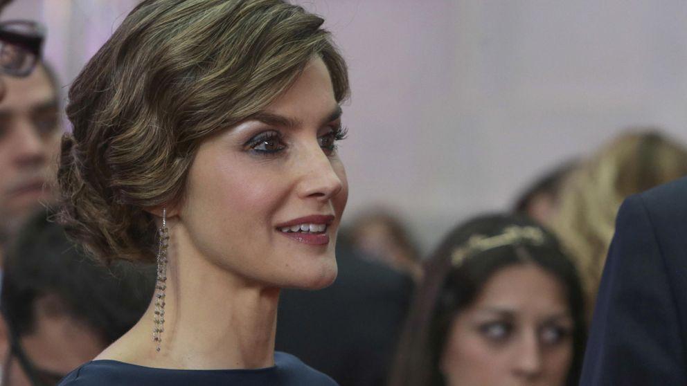 Los Reyes presiden la celebración del 40 aniversario de 'El País'