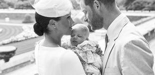 Post de Harry y Meghan: todos los porqués detrás de las fotos oficiales del bautizo