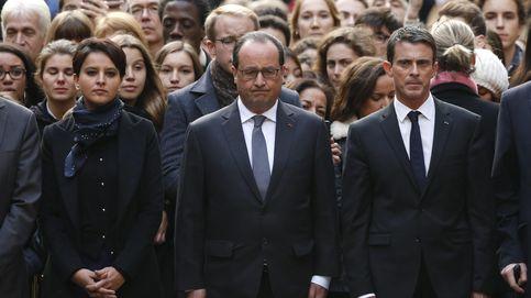 La popularidad de Hollande sube 20 puntos tras los atentados de París