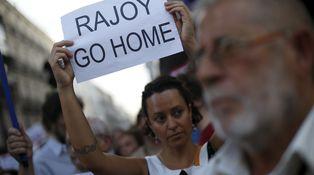 Mariano Rajoy ya tiene cara de Calvo Sotelo
