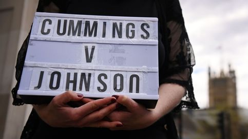 Cummings: Johnson planteó inocularse el coronavirus en directo para tranquilizar