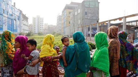 Las víctimas de la gran tragedia textil de Bangladesh siguen exigiendo justicia