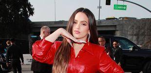 Post de Grammys, strippers y críticas virales: la noche loca de Rosalía y Dua Lipa