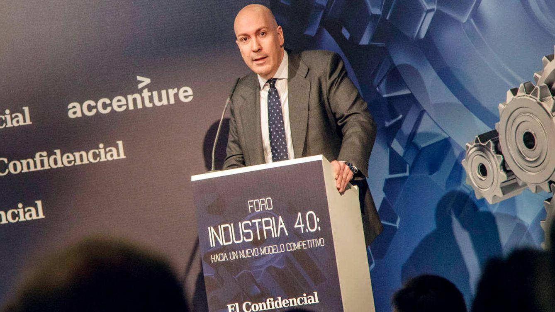 Nacho Cardero, director de El Confidencial, inaugura el Congreso de Periodismo Digital