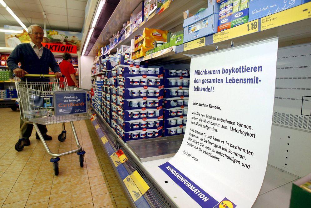 Foto: Lidl reducirá un 33% los azúcares en sus bebidas carbonatadas. (EFE)