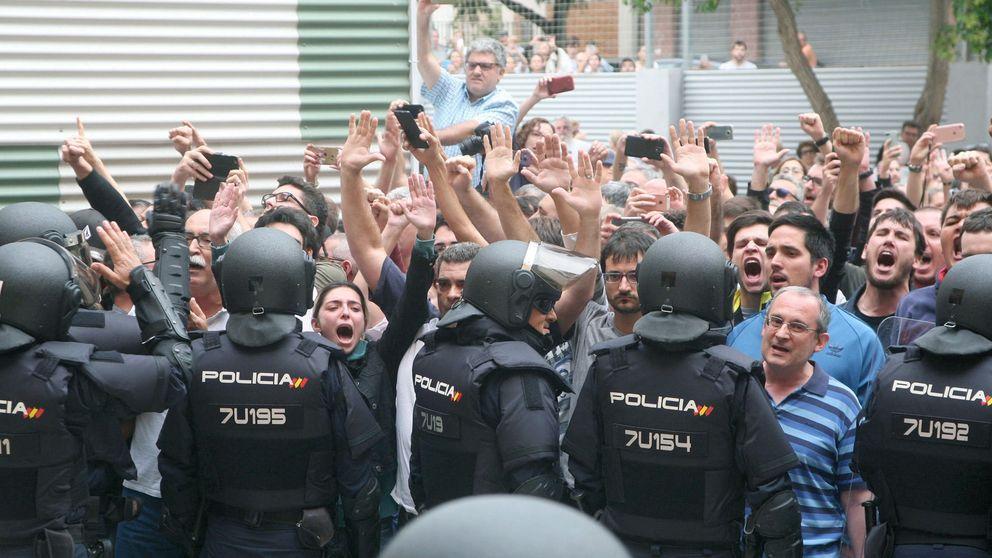 Multado con 600 euros un juez de Barcelona que criticó las cargas del 1-O