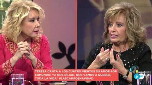 Encontronazos de Mila Ximénez con María Teresa Campos y Terelu en 'Las Campos'