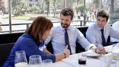 Bonig renuncia a la presidencia del PPCV y allana el relevo a Carlos Mazón