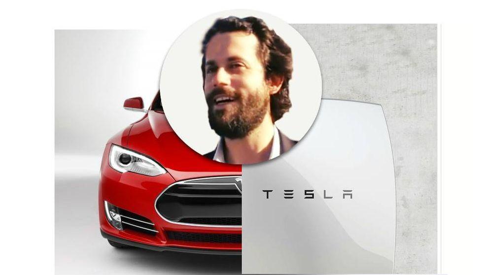 El primer jefe de Tesla en España es el hombre más buscado del momento