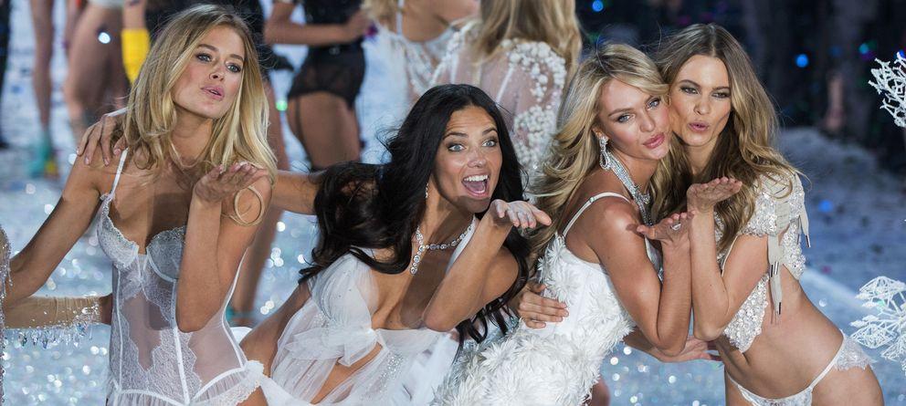 La CBS arrasa en audiencia con el Victoria's Secret Show