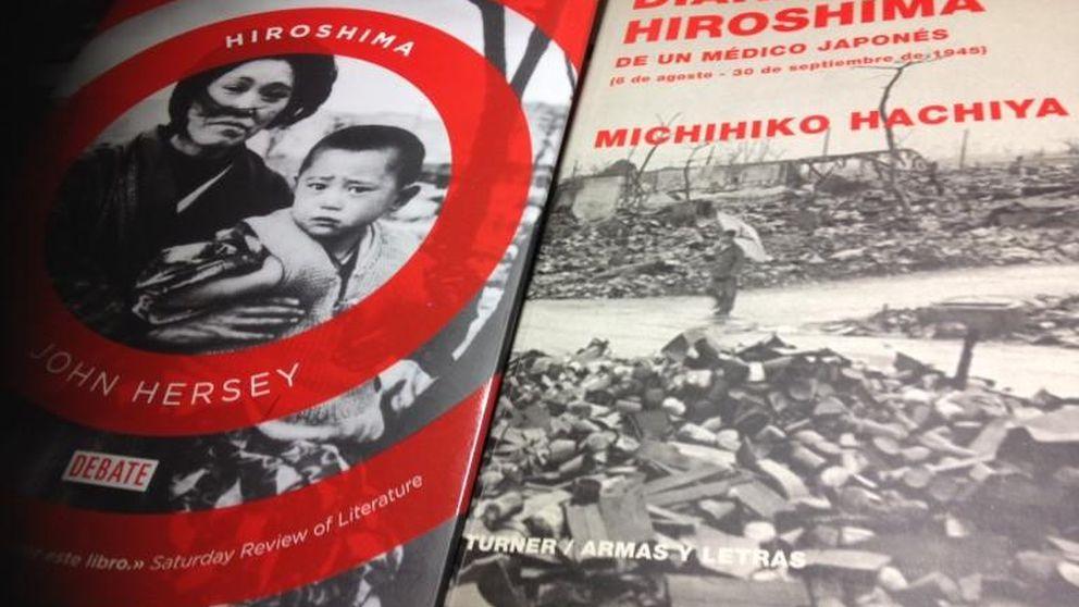 Diez libros sobre la bomba atómica de Hiroshima