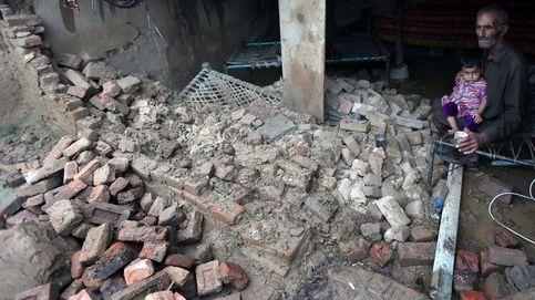 Más de 30 muertos y 450 heridos por el terremoto al norte de Pakistán