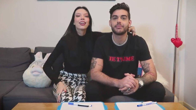Alejandra Rubio y su novio, en Mtmad. (Mediaset España)