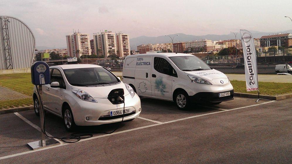 Foto: España se sitúa a la cola en Europa por sus infraestructuras para el coche eléctrico.