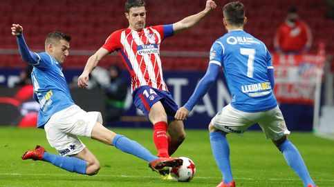 El incendio de Gabi que escuece en la directiva del Atlético de Madrid