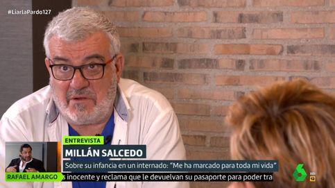 Millán Salcedo desvela a Cristina Pardo su 'pasión' en común con Jorge Javier