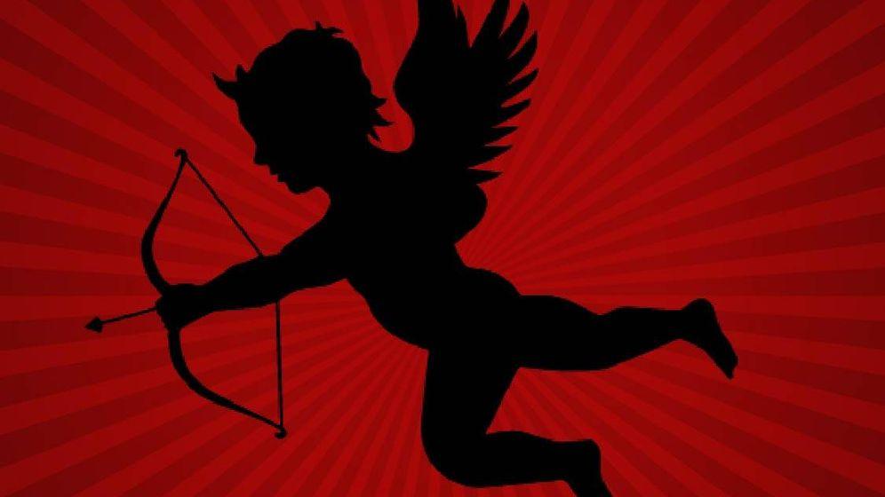 Foto: Cupido, el mensajero del amor. (VA)