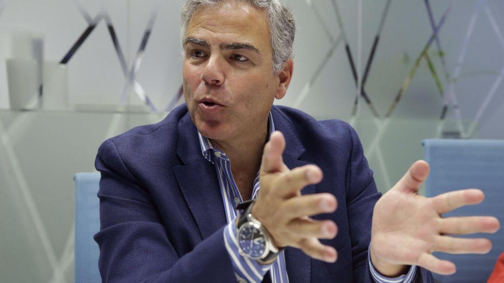 Foto: El ex consejero delegado de Yoigo Eduardo Taulet. (EFE)